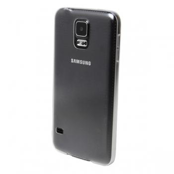 Чехол USAMS для Samsung Galaxy S5 силиконовый (прозрачный)