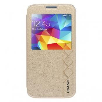 Чехол USAMS для Samsung Galaxy S5 (gold)