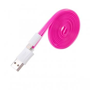 USB кабель Hoco UPL07 для iPhone, iPad (розовый)