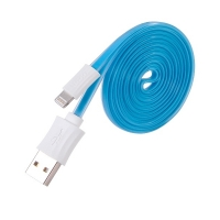 USB кабель Hoco UPL07 для iPhone, iPad (синий)
