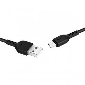 Кабель USB Type-C Hoco X20 Flash 3m (черный)