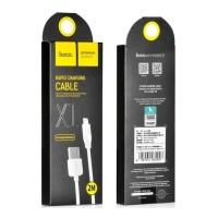USB кабель для iPhone, iPad - Hoco X1 Rapid Charging cable (2m)