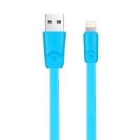 Кабель USB Hoco X9 для iPhone, iPad (синий)