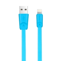 Lightning USB кабель 2m Hoco X9 для iPhone, iPad (синий)