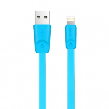 Lightning USB кабель 2m Hoco X9 для iPhone, iPad (синий)