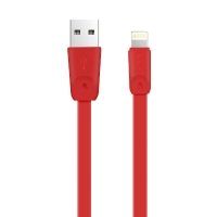 Lightning USB кабель 2m Hoco X9 для iPhone, iPad (красный)