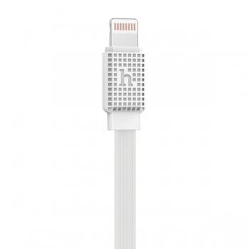 USB кабель Hoco UPL18 для iPhone, iPad (белый) 2m