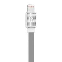 USB кабель Hoco UPL18 для iPhone, iPad (серый) 2m