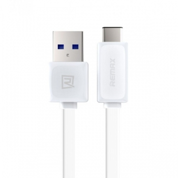 USB кабель Remax Type-C для MacBook (белый)