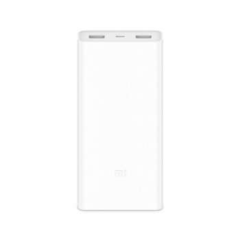 Внешний аккумулятор Xiaomi Mi Power Bank 2С 20000 mAh (PLM06ZM)