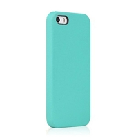 Rock Vogue Series для iphone 5/5S кожаный (blue)