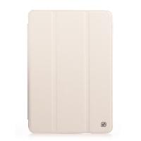 HOCO Crystal Pu Leather case (белый)