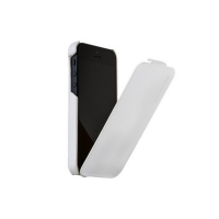 Borofone для iPhone 5 General flip Leather Case (White)