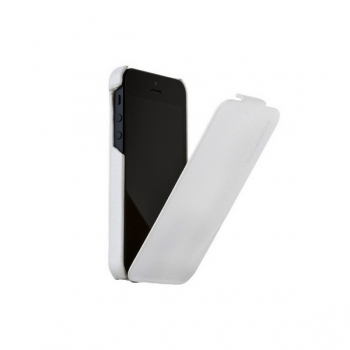 Чехол Borofone для iPhone 5 General flip Leather Case (White)