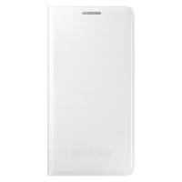 Чехол Samsung Flip Cover для Galaxy Alpha EF-FG850BWEGRU white