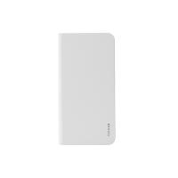 Чехол-книжка Ozaki O!coat 0.4+Folio для iPhone 6 Plus (OC581WH) белый