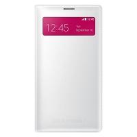 Чехол Samsung S View Wallet для Galaxy Note 4 EF-EN910FTEGRU (белый)