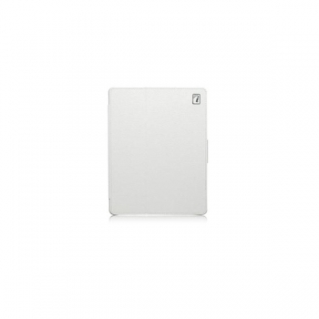 Чехол для new iPad 3 / iPad 2 / iPad 4 IcareR Distinguished Leather Series (белый)