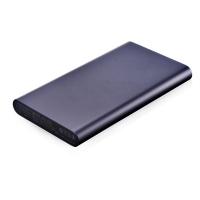 Внешний аккумулятор Xiaomi Mi Power Bank 2 10000 mAh (PLM02ZM) черный