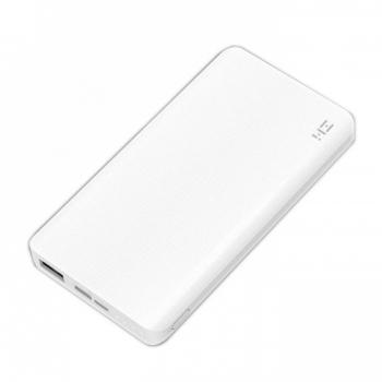 Внешний аккумулятор Xiaomi ZMI Power Bank QB810 10000 mAh, белый