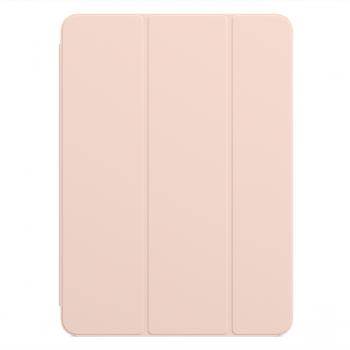 """Чехол магнитный Smart Folio для iPad Pro 12.9"""" 2020 года (4-го поколения), светло-розовый"""