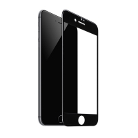 Защитное стекло для iPhone 8 Plus - 3D Glass (black)