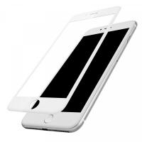 Защитное стекло для iPhone 6 Plus/6S Plus - 3D Glass  белый